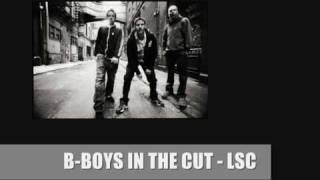Beastie Boys - B-boys in the cut - LSC