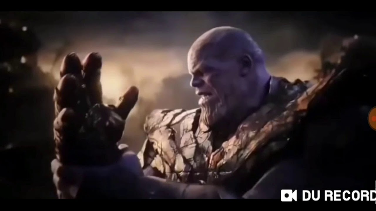 Thanos Snap Fail Meme Original Youtube