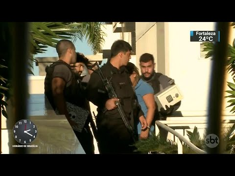 Homem é preso acusado de matar ex-mulher junto com a atual esposa | SBT Notícias (12/04/18)