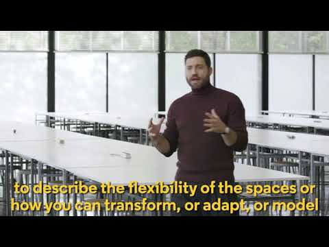 The Illinois Institute Of Technology: Amazing Spaces With GQ Style, Hosted By Edgar Ramírez