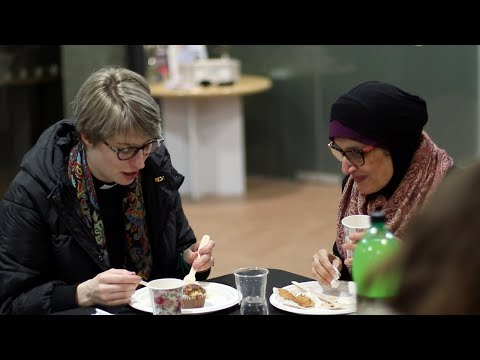 This Dinner Brings New Zealand's Muslims, Christians And Jews Together