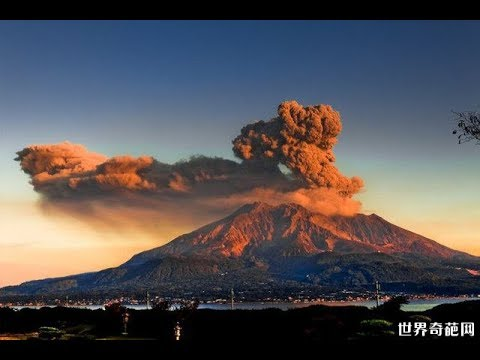 GSM Update 7/18/18 - Sakurajima 桜島 Erupts - Mohave Firenado - Record Rainfall - 863 Landslides Japan
