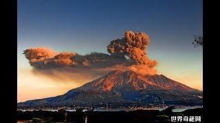 GSM Update 7/18/18 - Sakurajima 桜島 Erupts - Mohave Firenado - Record Rainfall - 863 Landslides Japan thumbnail