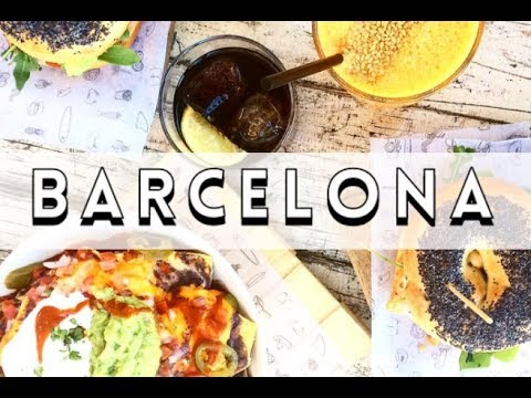 BARCELONE - CITY-GUIDE