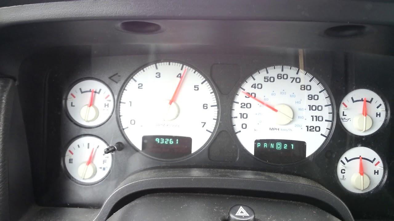2003 Dodge Ram 1500 Hemi 4 10 Gears - YouTube