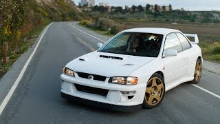 How Bucky Lasek Built an $800 Subaru into a Widebody STI Swapped Ripper GC8