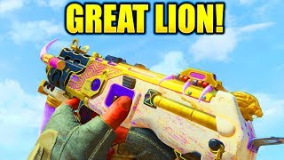 THIS WEAPON SLAPS... (GREAT LION)