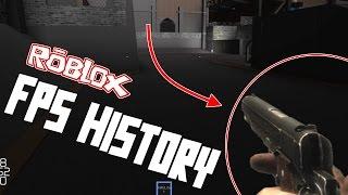 Alte FPS Spiele? - ROBLOX Geschichte (Neue Serie)