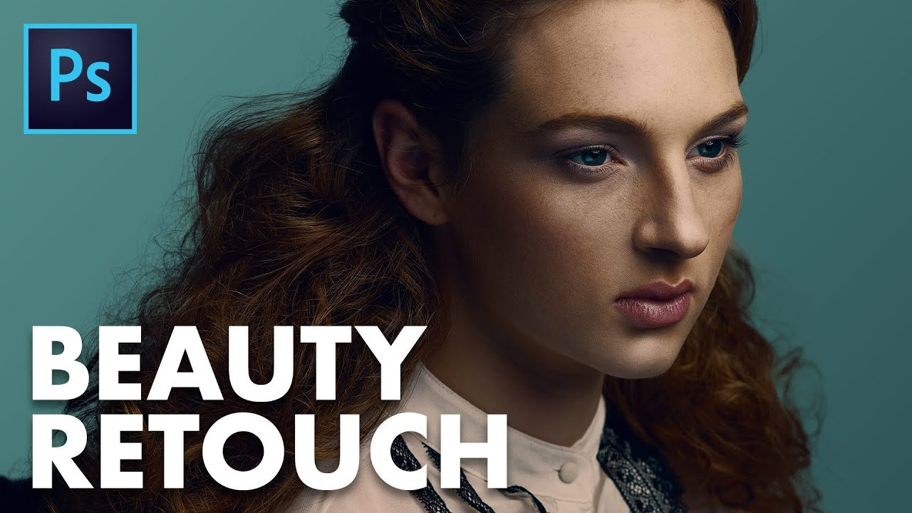 BEAUTY RETOUCHING: Super Smooth Skin & Color Grading in
