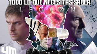 LEGION | TODO LO QUE NECESITAS SABER