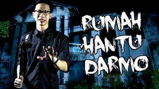 Paranormal Experience Yudist Ardhana! Rumah Hantu Darmo Surabaya!