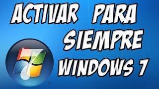 Como Activar Windows 7 [Cualquier Version][2015] HD