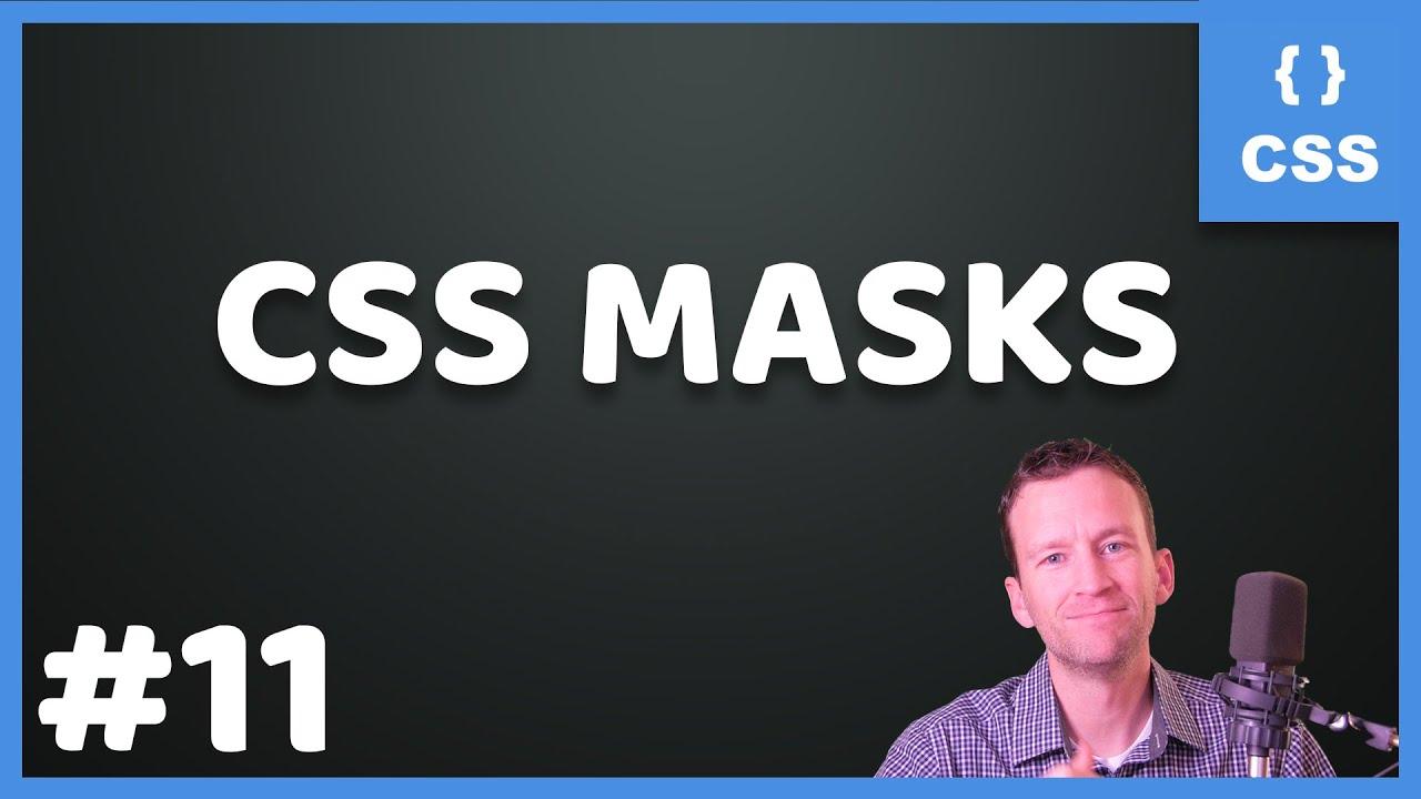 CSS Masks Tutorial