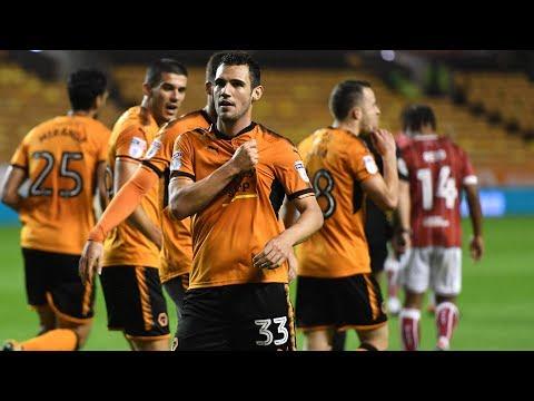 Alternative Highlights | Wolves 3 -3 Bristol City