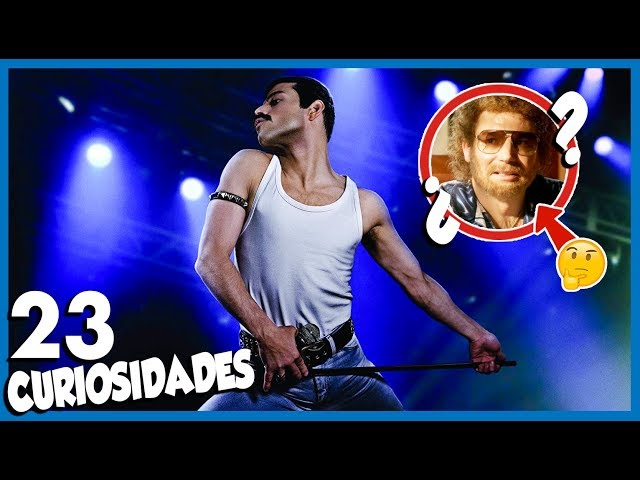 23 Curiosidades de Bohemian Rhapsody