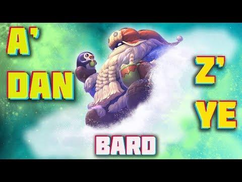 A'DAN Z'YE ŞAMPİYONLARI ÖĞRENİYORUZ BARD #11
