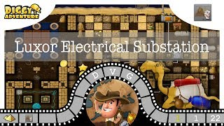 [~Egypt Main~] #22 Luxor Electrical Substation - Diggy