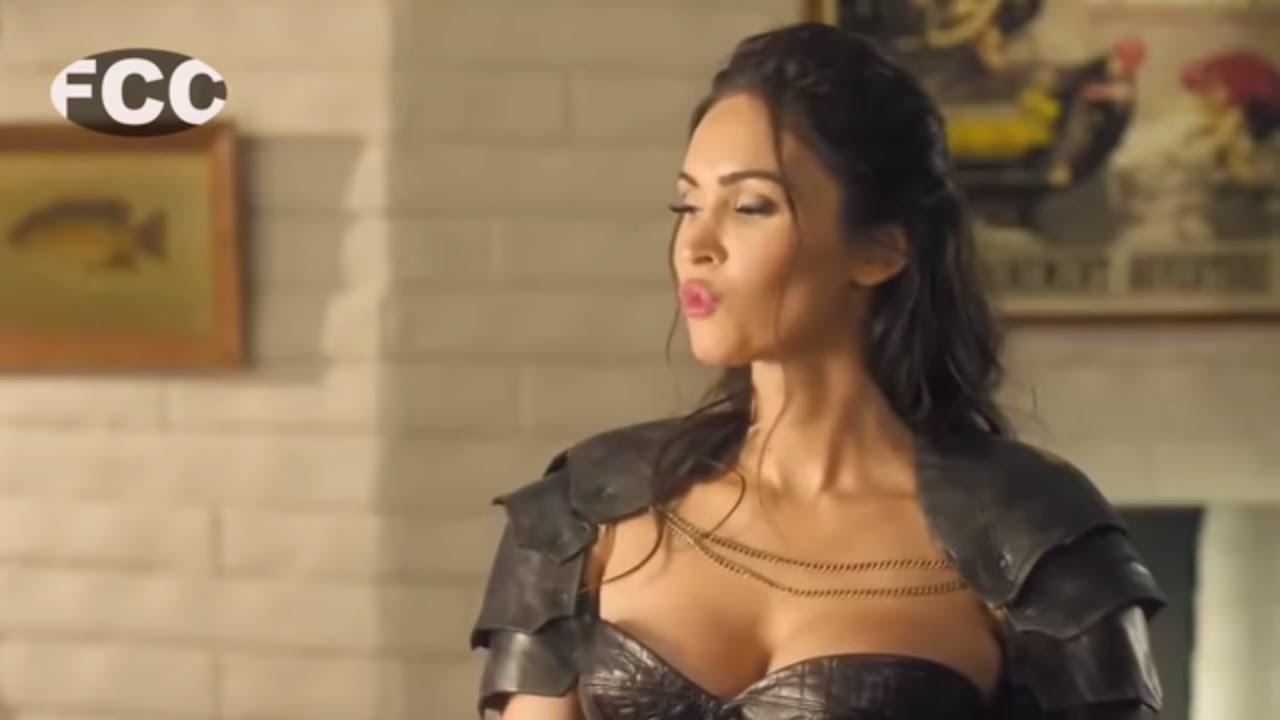 Top  Megan Fox Funny Sexy Commercials Youtube