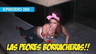 Las Peores Borracheras! #mox #whatdafaqshow