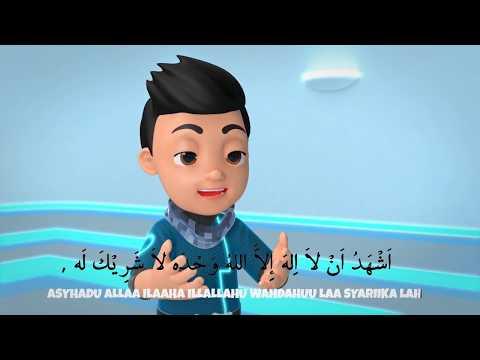 Alif The Series - Episode 10 Do'a Wudhu - Lagu Anak Islami