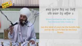 Guru Arjun Dev Ji Life and Shaheedi - Part 1 - English Katha by Bhai Baljit Singh