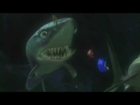 Finding Nemo 3D Clip- Fish Are Friends