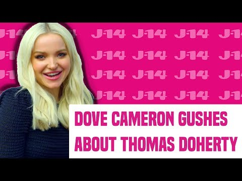 Dove Cameron On Moving In With Thomas Doherty & Their Matching Tattoos