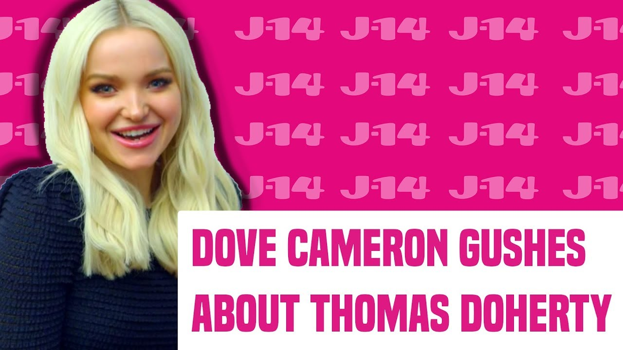Dove Cameron On Moving In With Thomas Doherty Their Matching Tattoos