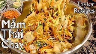Vài bí quyết làm món thái chay đơn giản rất ngon cho ngày tết - Vegetarian Veggies - Cuộc sống Mỹ