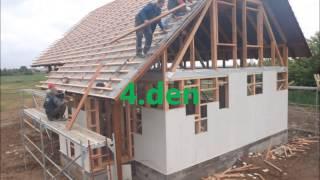 WOOD SYSTEM - Výstavba hrubé stavby