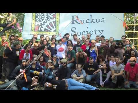 The Ruckus Society: Creative Direct Action for Justice