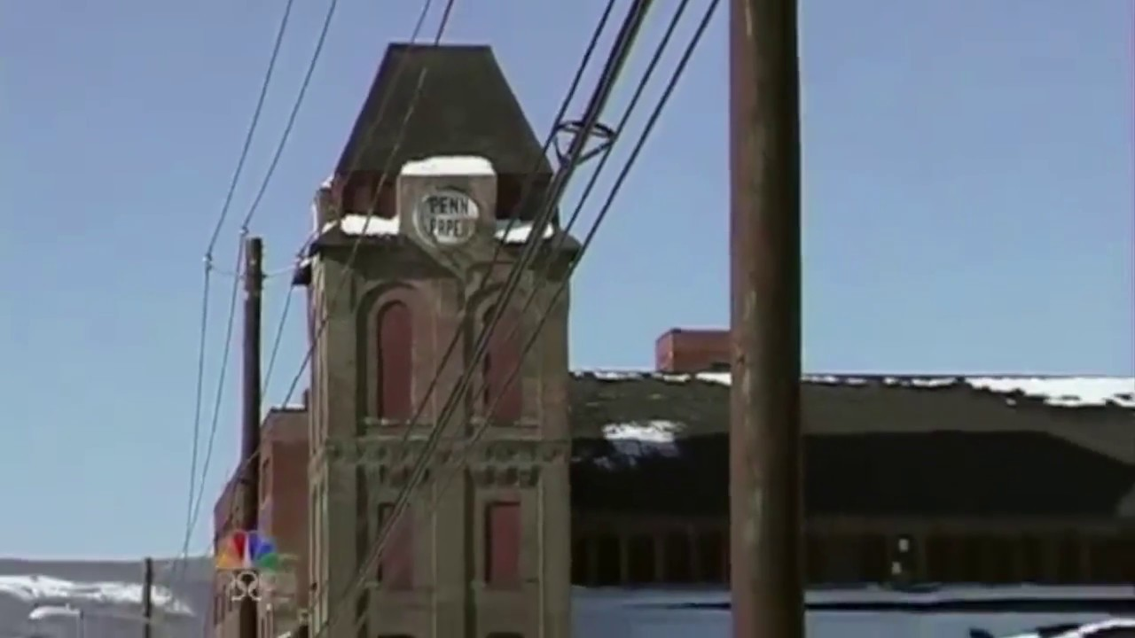 Building from the opening shot of the intro
