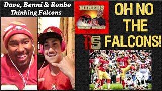 NFL 2016 49ers Vs Jets Review & Week 15 Atlanta Falcons Game Predictions