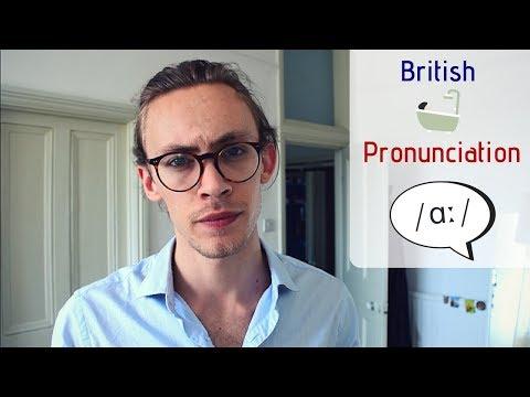 /ɑː/ and /æ/ Vowel Sounds | British Pronunciation