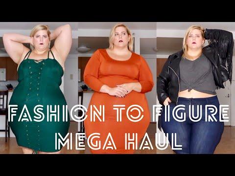 Mega Fall 2017 Fashion to Figure Plus Size Haul