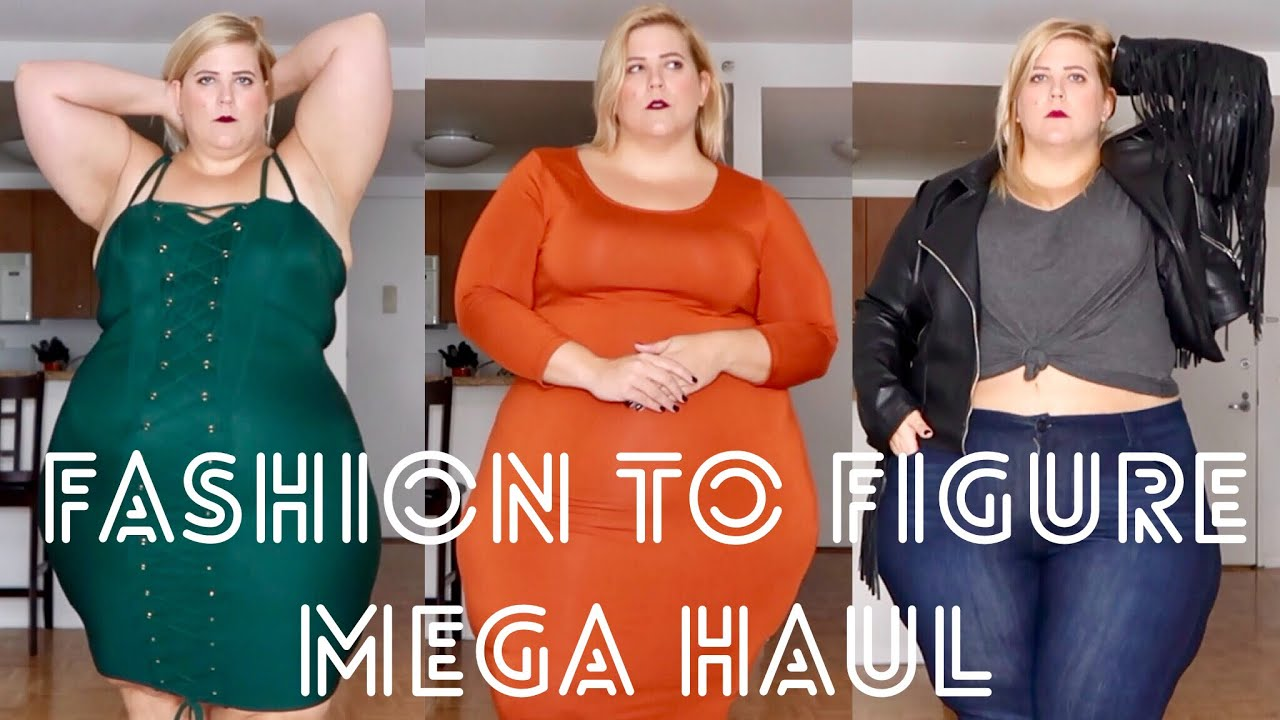 Mega Fall 2017 Fashion to Figure Plus Size Haul
