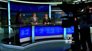 WCBS: CBS2 News at 11pm Weekend Short Close