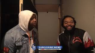 NU JERZEY TWORK DEBATES CASSIDY VS GOODZ WITH HOLMZIE DA GOD