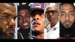 Kodak Black Checked By The Game, TI, Gille da Kid for Disrespecting Nipsey Hussle and Lauren London