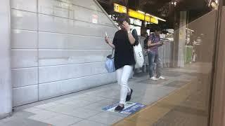 JR東日本 埼京線 渋谷〜新宿 右側展望