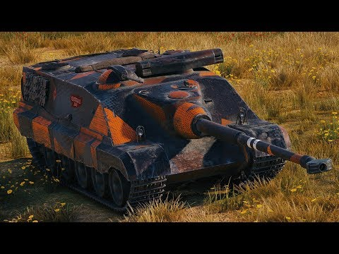 World of Tanks AMX 50 Foch B - 7 Kills 10,4K Damage