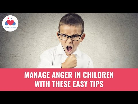 Best Techniques To Understand Anger Management In Children | Parenting Tips