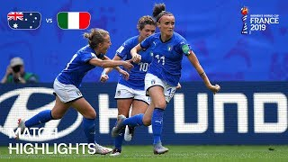 Download Australia v Italy - FIFA Women's World Cup France 2019™ Mp3 and Videos