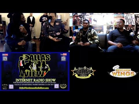 Dallas View Interview Radio Show