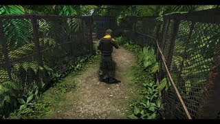 Dino Crisis 2 Remake (FPS) - Far Cry 3 Map Editor (Part1)