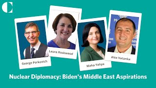 Nuclear Diplomacy: Biden's Middle East Aspirations