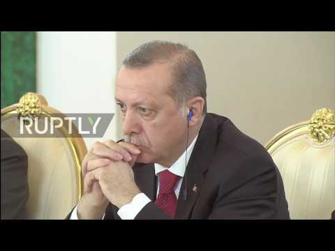 Russia: 'The Russian side is ready' – Putin on renewed Turkey-Russia Cooperation