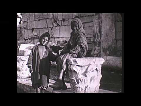 The Ruins of Dougga (Tunisia) / Les Ruines de Dougga (Tunisie) – 1920 - Now in HD