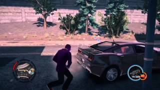 Saints Row IV: Re-Elected PS4 Free Roam Gameplay