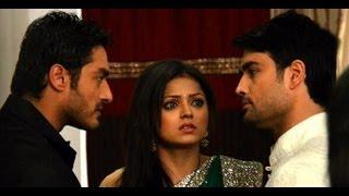 Madhubala Ek Ishq Ek Junoon shooting. RK [Vivian Dsena] Avinesh Rekhi [Sultan] face off!